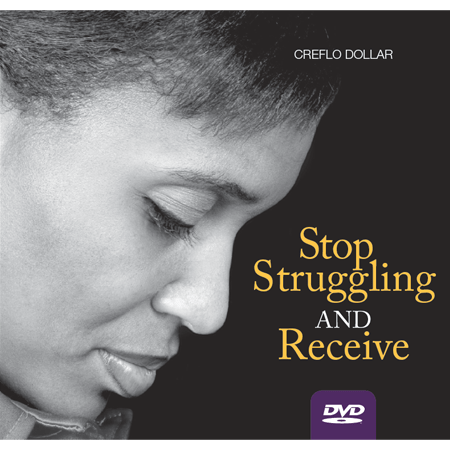Stop Struggling & Receive (DVD)