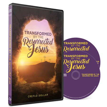 Transformed by the Resurrected Jesus