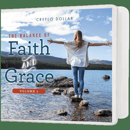 The Balance of Faith and Grace Volume 1