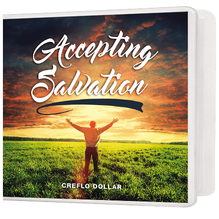 Accepting Salvation