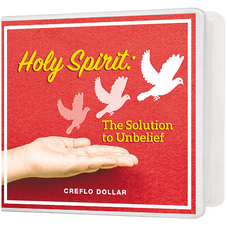 Holy Spirit The Solution to Unbelief