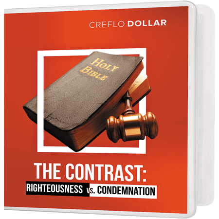 The Contrast Righteousness vs. Condemnation