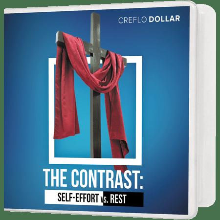 The Contrast Self-Effort vs. Rest