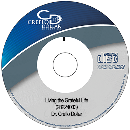 Living the Grateful LIfe CD