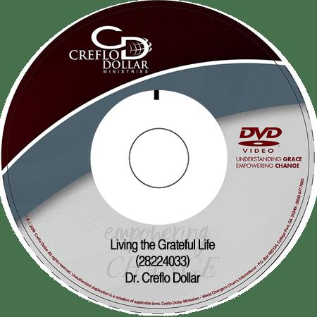 Living the Grateful LIfe DVD