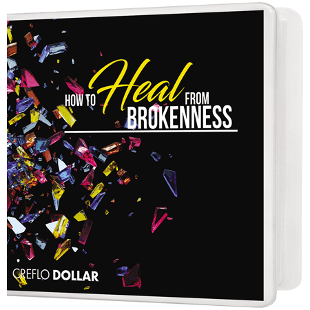 How To Heal From Brokenness