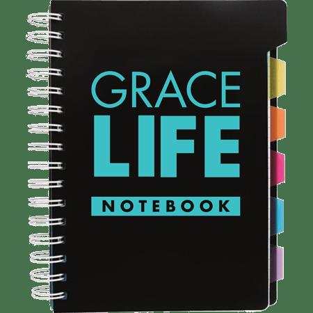 Grace Life Notebook