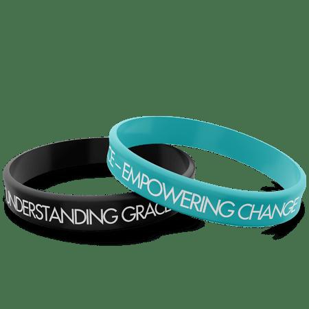 Understanding Grace Wrist Band